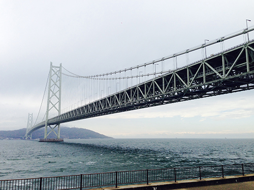 Akashi Kaikyo Bridge, Hyogo Prefecture